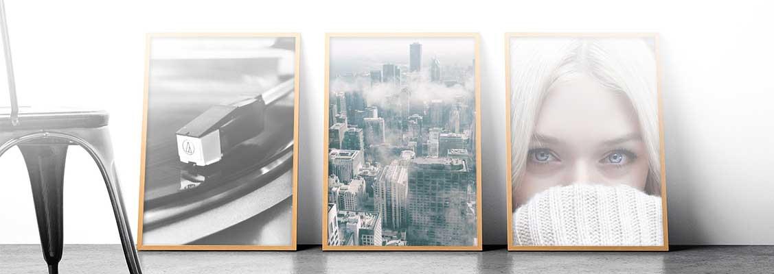 Postery Akcydensy Druk Jednostronny Drukarnia Rzeszów